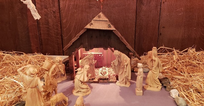 Online Advent and Christmas Services at St. Luke Cedar Hill image