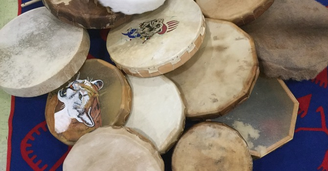Spirited Drums at St. Hilda's image
