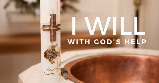 I Will With God's Help Released image