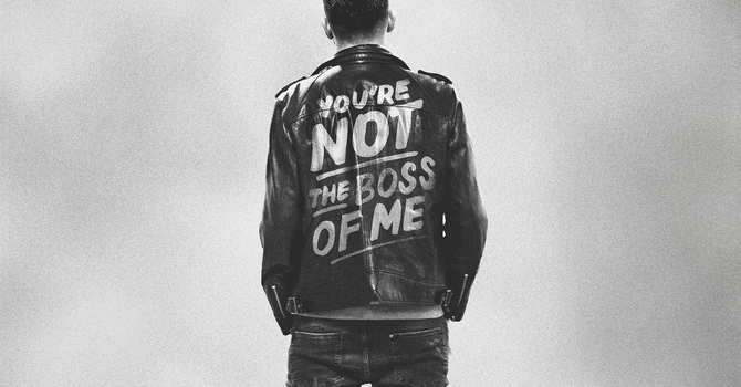 You're Not the Boss of Me - Pt. 2