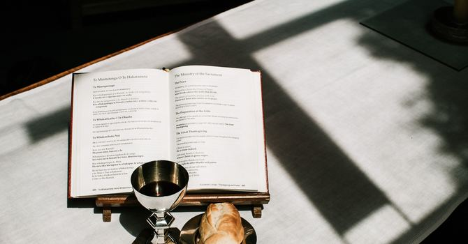 Online Eucharist Service