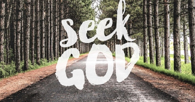 Seek God Until The Promise Is Received