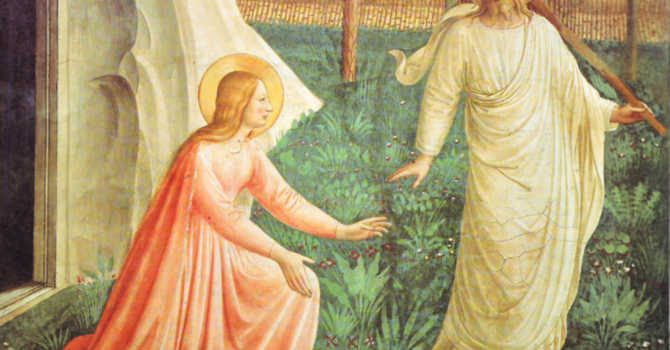 Women of the Easter Story