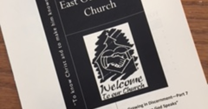 March 4, 2018 Church Bulletin image