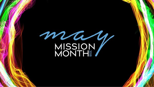 May Mission Month 2018