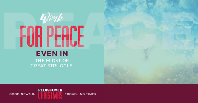 Finding Peace in Our Struggles