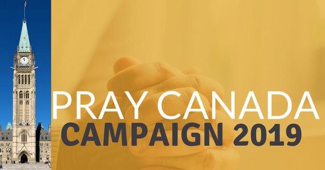 PrayCanada Campaign image