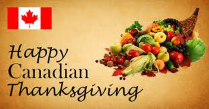 HAPPY THANKSGIVING WEEKEND  image