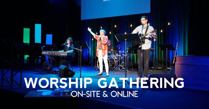 Live-Streamed Worship Service & Communion