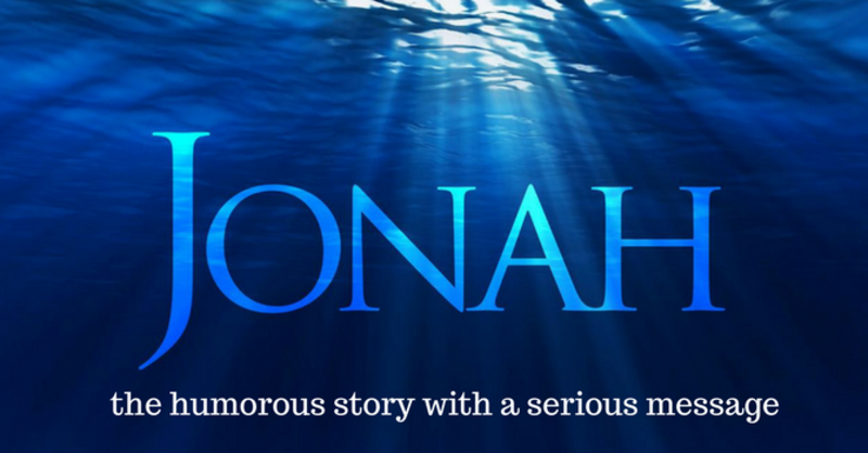 Jonah Goes Down
