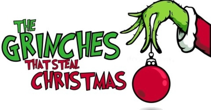 The Grinches That Steals Christmas