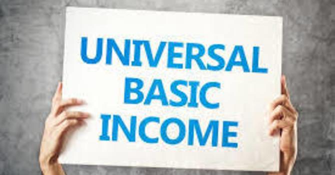 A Universal Basic Income Program image