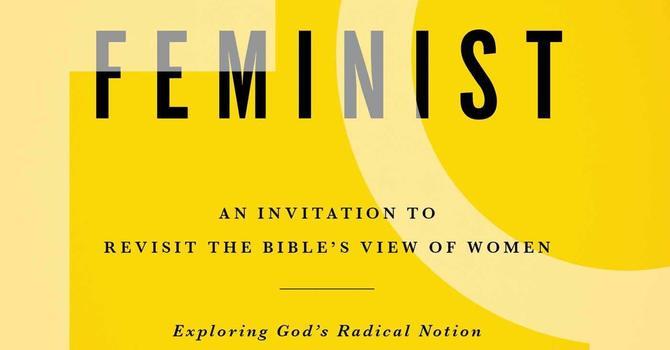 Jesus Feminist image