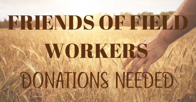 Supporting Friends of Fieldworkers image