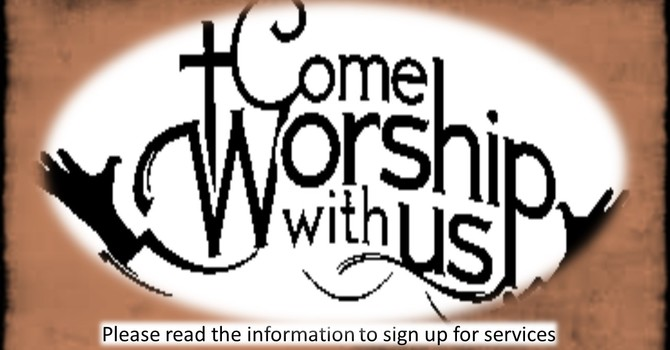 Church Services Information