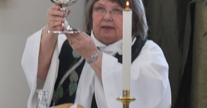 Rev. Helen Tervo to take Sunday services image