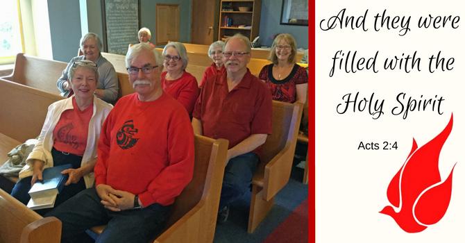 Celebrating Pentecost image
