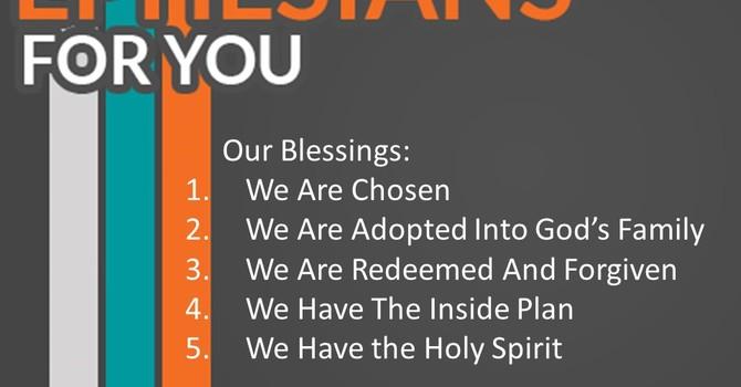 Blessings in Christ