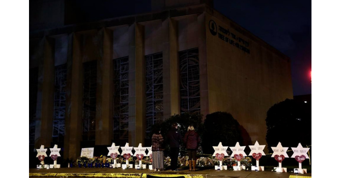 Statement on Attack on Tree of Life Synagogue image