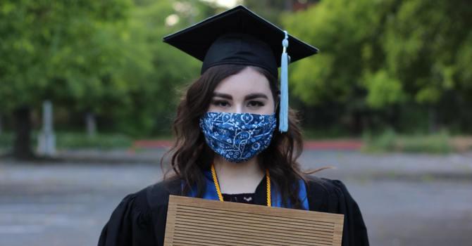 No graduation!  That (trans)figures