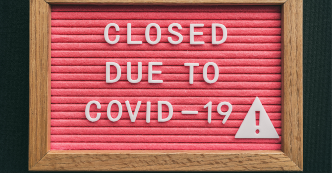 Office Closure during Covid image