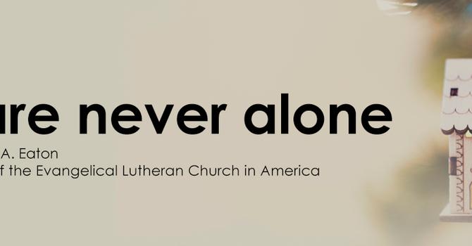 Bishop Eaton's Christmas Message image
