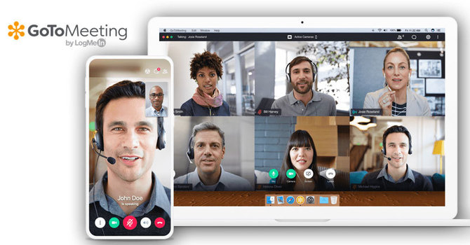 A Quick Tutorial for the GoToMeeting Program image