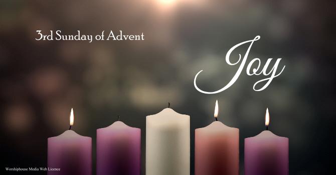 December 13 On-Line Sunday Service image