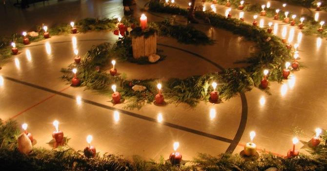 Advent Garden image