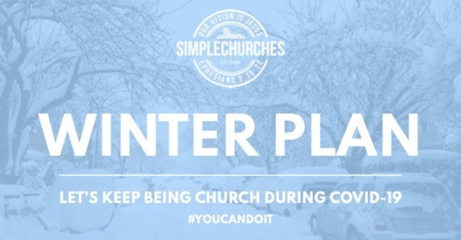 Winter Plan for SimpleChurches