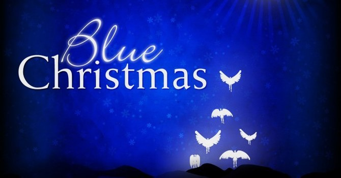 December 18th CCG Blue Christmas Service 4:00pm