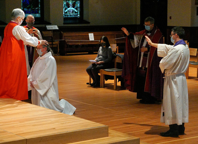 Advent Ordinations in the Holy Church of God for 2020