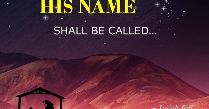 """""""Mighty God"""""""