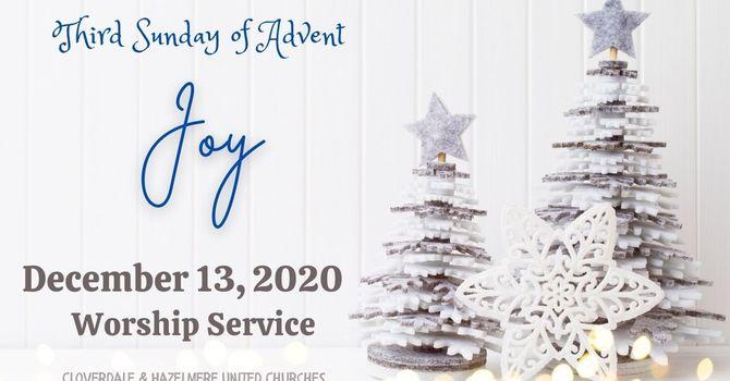 Advent(3) - Joy