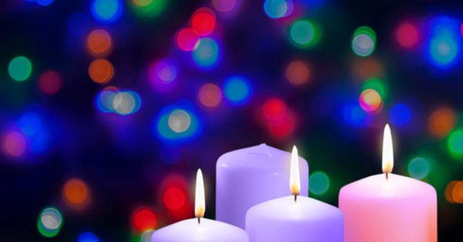 Advent 3 - Sunday, December 13, 2020 image