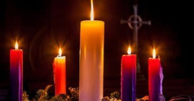 Links for our Livestream Service for Advent 3, December 13th image