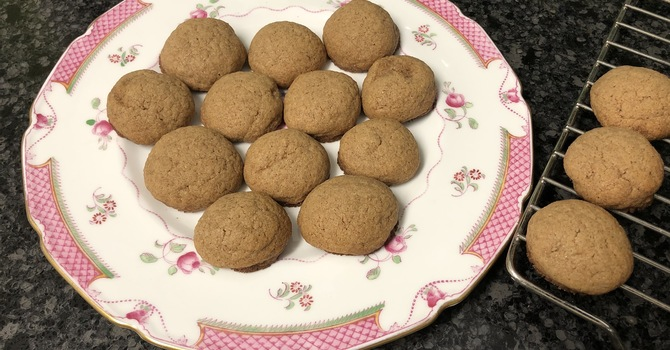 Hildegard's Cookies of Joy image