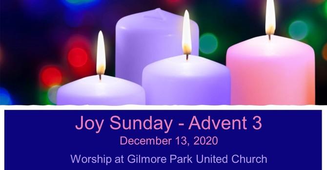 Joyful Joyful - Worship for Advent 3 image