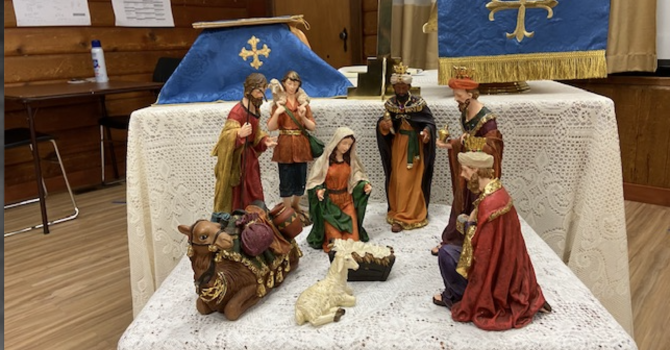 Advent 3  -  The Joy of the Nurturing of God's Presence in Us