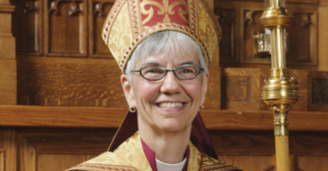 LETTER FROM THE RIGHT REVEREND MELISSA SKELTON image