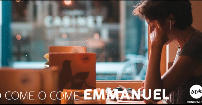 O Come, O Come, Emmanuel image