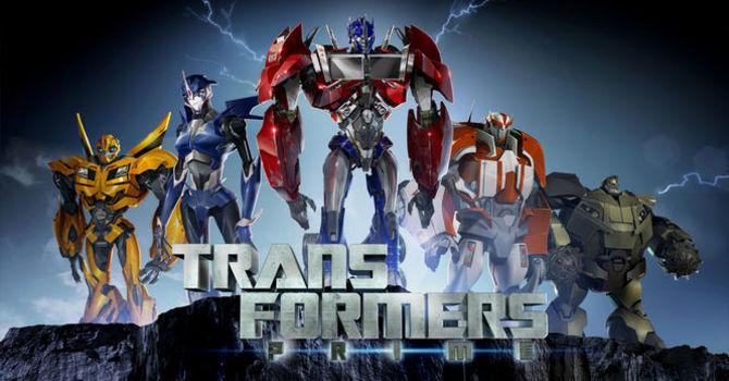 Good T.V. Transformers Prime image