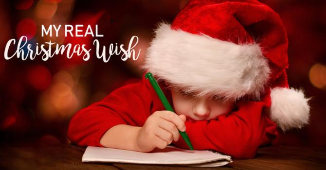 My Real Christmas Wish