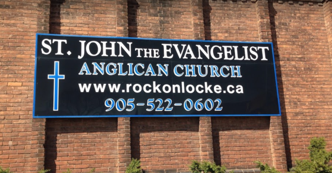 Saint John's Again Closed for In-Person Worship image
