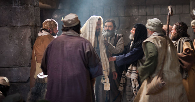 Luke 4: 21-30  image