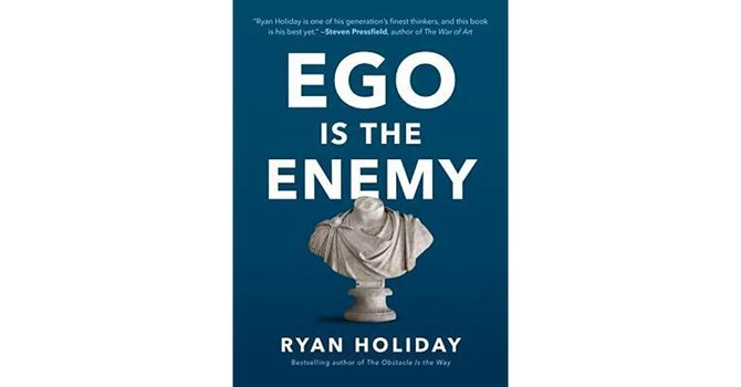 Ego is the Enemy: Pride and the Dying to Self image