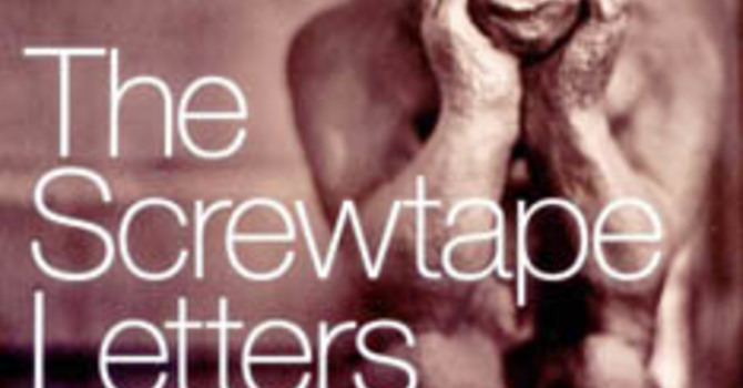 Book Review - The Screwtape Letters image