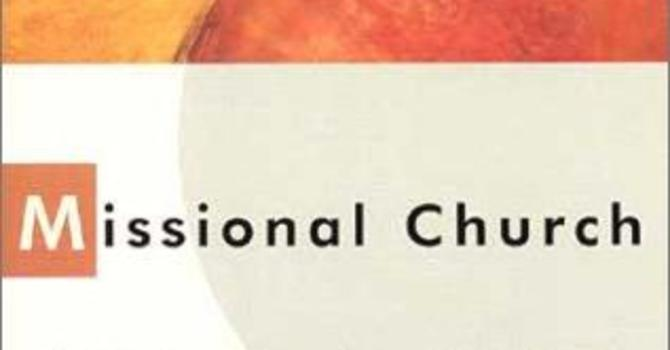 Book Review - Missional Church image