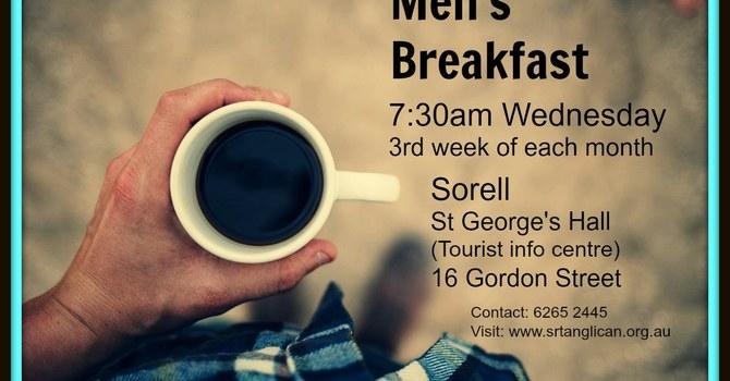 Men's Breakfast image