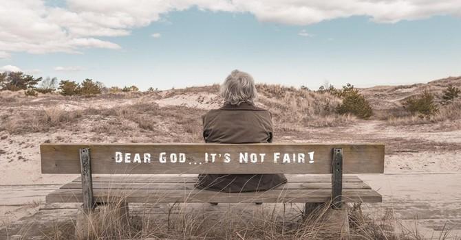 上帝不公平